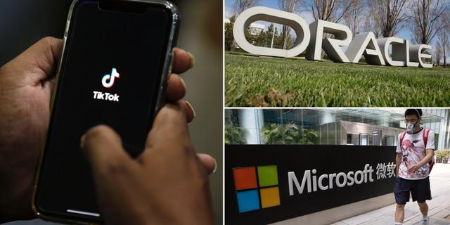 Oracle si inserisce nella corsa per l'acquisizione delle attività statunitensi di TikTok