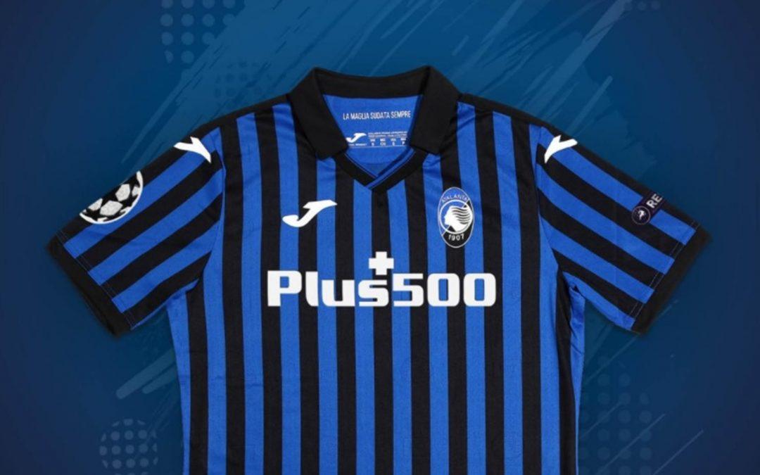 Plus500 nuovo main sponsor dell'Atalanta, l'eredità dalla CL per i bergamaschi