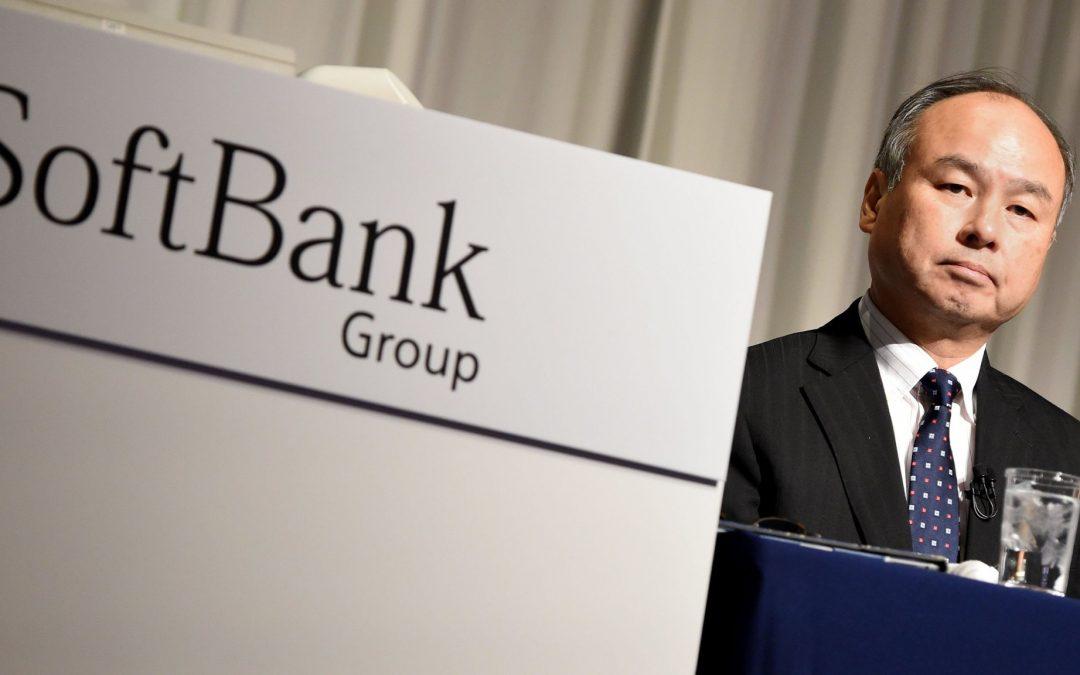 SoftBank rivede al ribasso gli utili operativi, il Titolo crolla