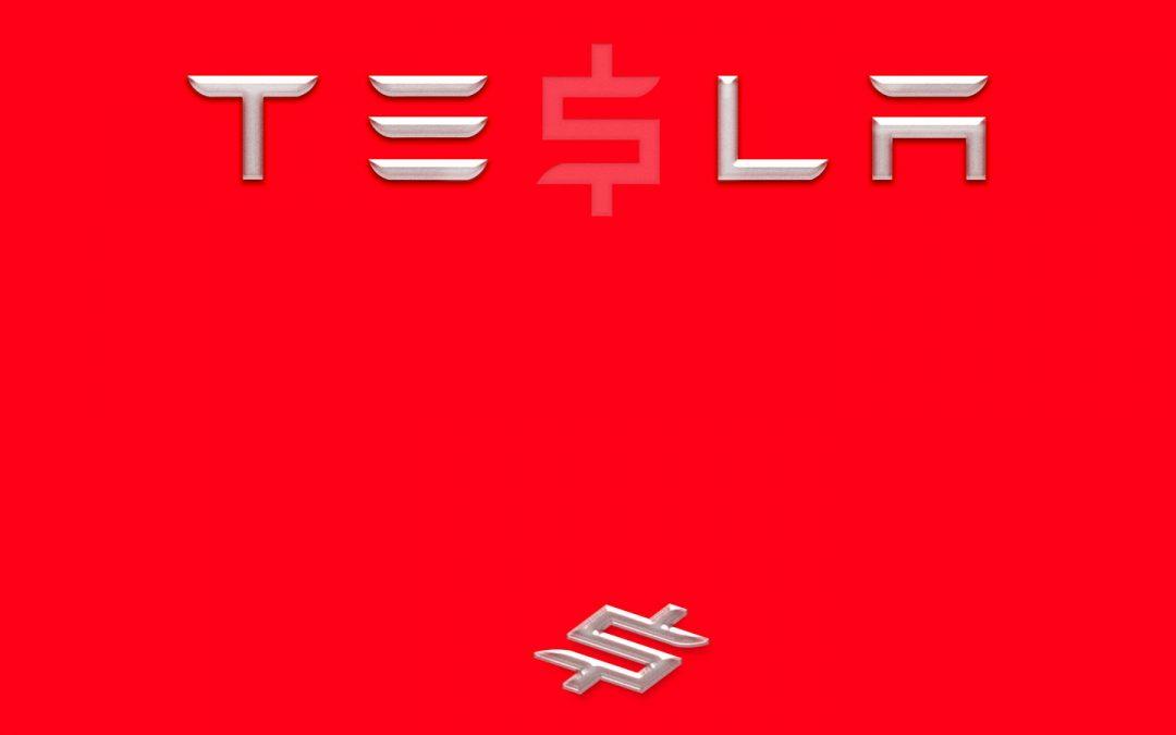 Tesla crolla del 13%
