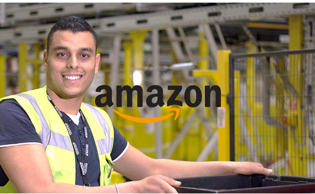 Amazon assumerà altri 100mila lavoratori entro la fine di quest'anno