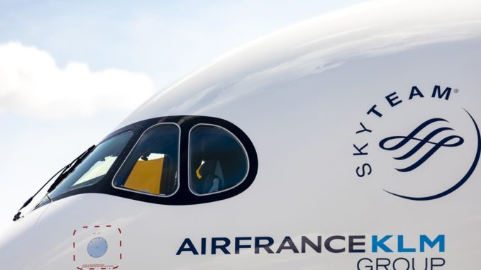 Azioni Air France KLM in forte calo, necessario ridurre i costi