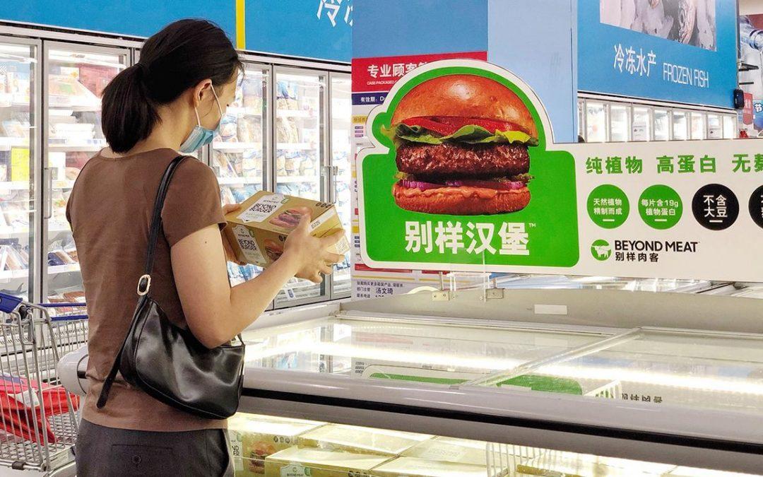 Beyond Meat apre uno stabilimento di produzione vicino Shanghai