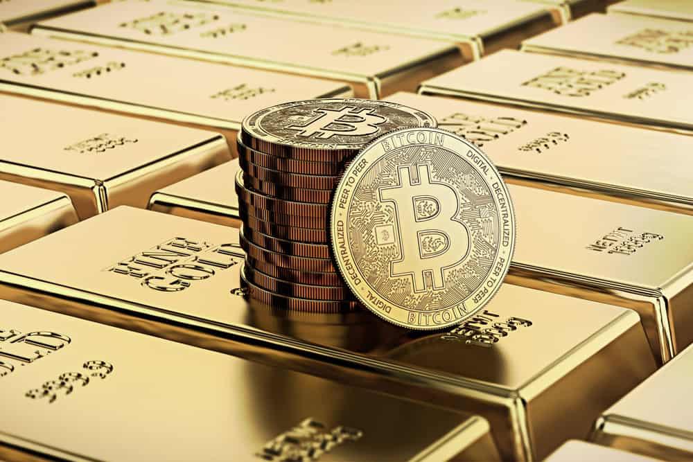 Bitcoin batte l'Oro come miglior asset di riserva