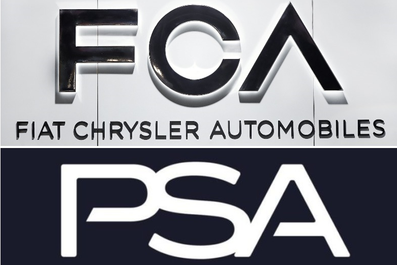Fiat Chrysler e PSA modificano i termini per la fusione