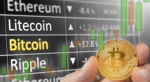Bitcoin, si rafforza il segnale rialzista mentre l'oro cede