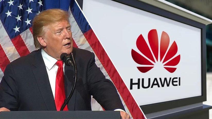 Huawei, ricavi da sopravvivenza a causa delle restrizioni USA
