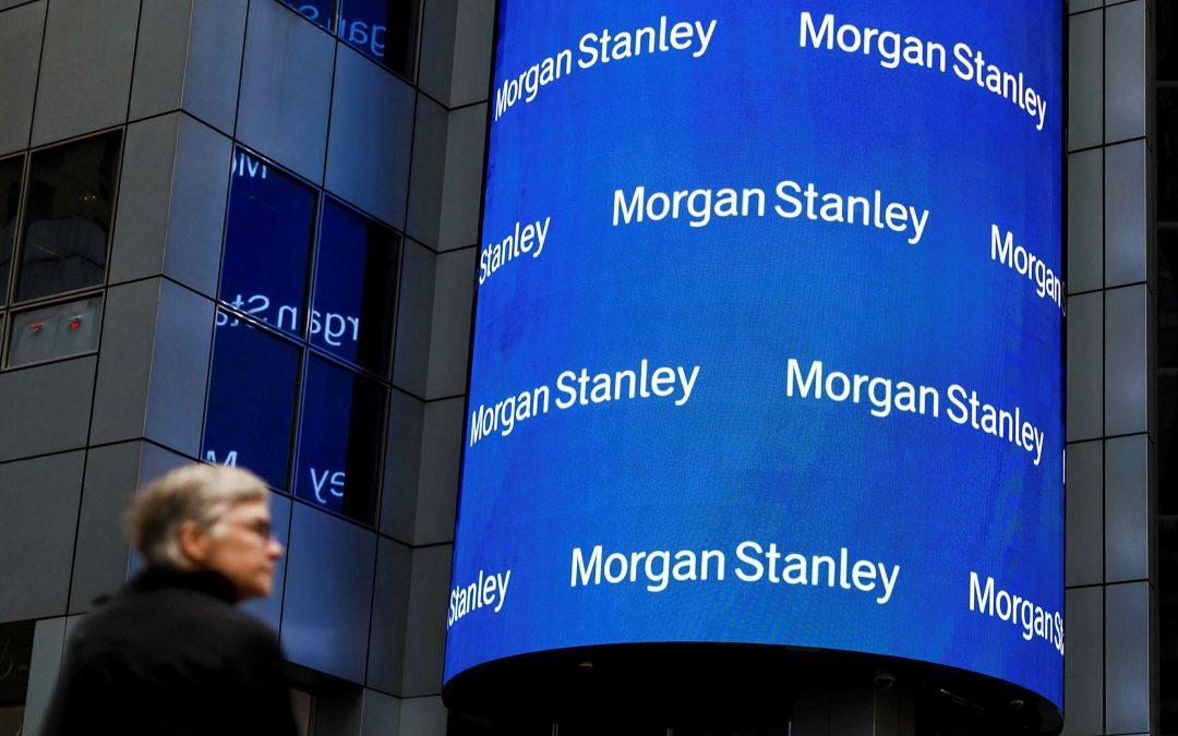 Morgan Stanley registra utili minori del Q2, ma superiori alle stime