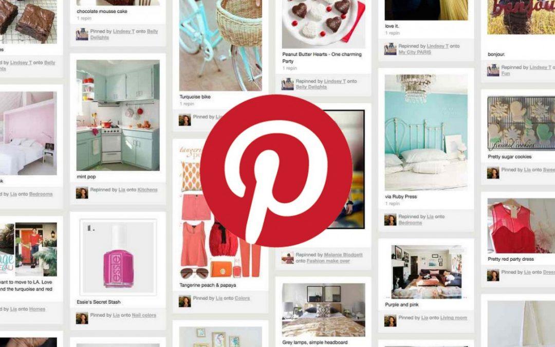 Pinterest, il miglior titolo tra i social media del 2020