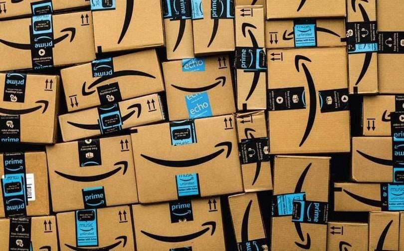 Amazon, le vendite del fine settimana ammontano a 4,8 miliardi