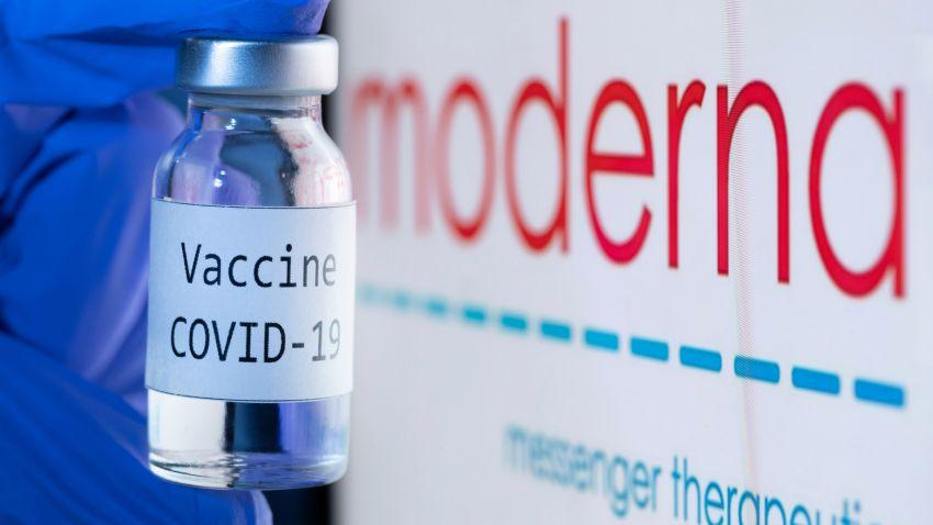 Azioni Moderna record, società vicina all'approvazione FDA