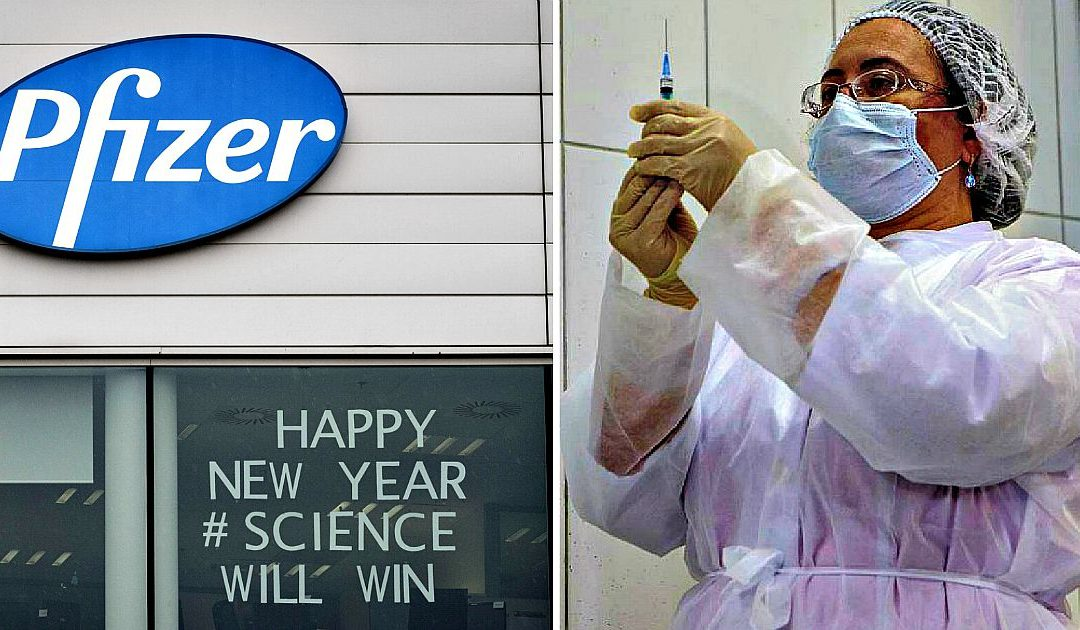 Pfizer, in arrivo un altro vaccino sperimentale potenzialmente miliardario