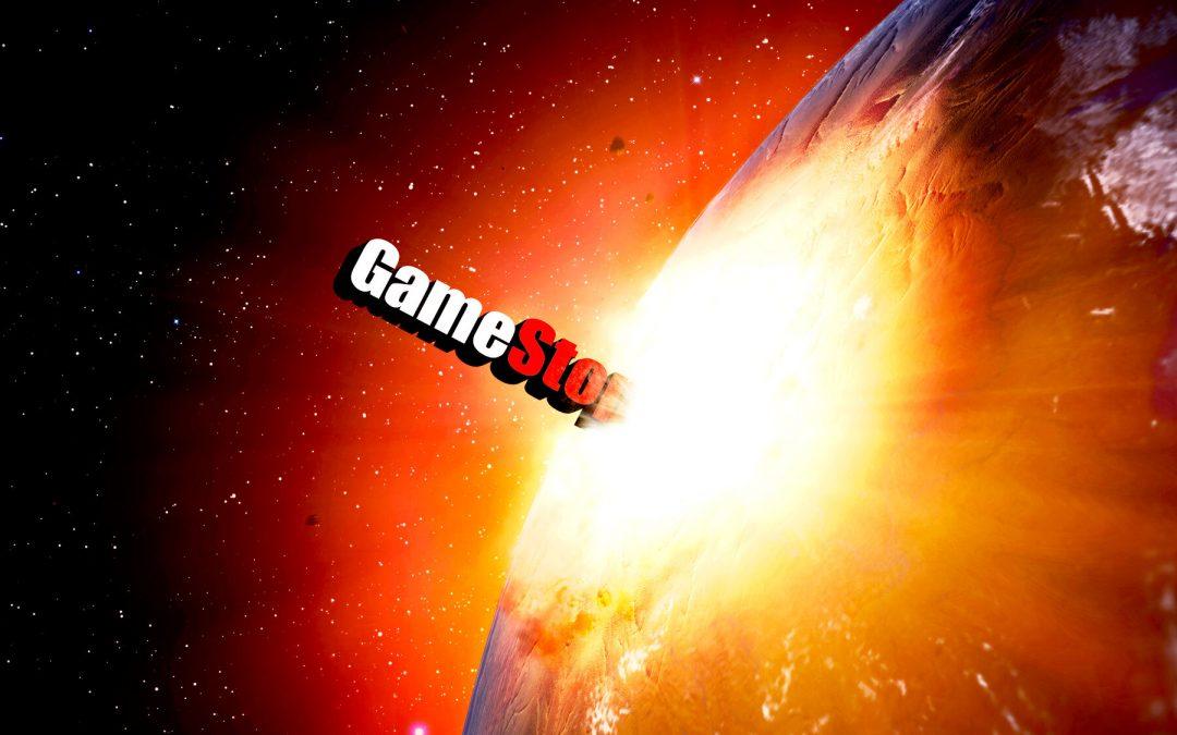 Azioni GameStop ancora in rally negli scambi fuori orario