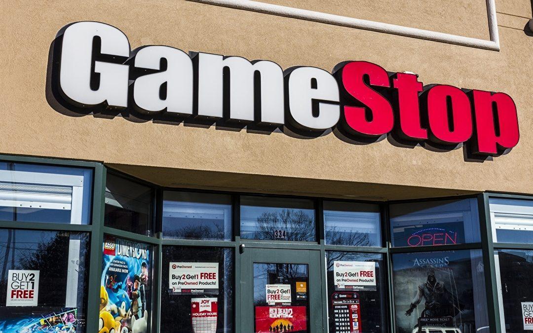 Azioni GameStop salgono di oltre il 100% nel pre market di oggi