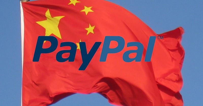 PayPal, prima azienda straniera in Cina con la piena proprietà delle attività di pagamento