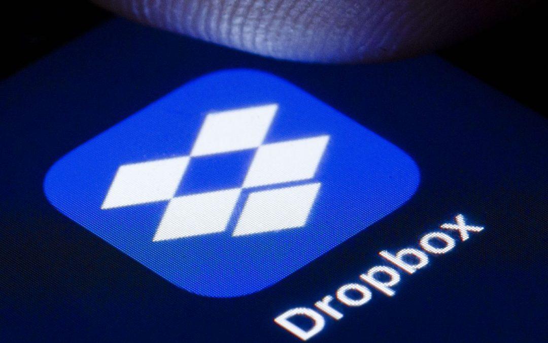 Azioni Dropbox in calo: occasione di acquisto?