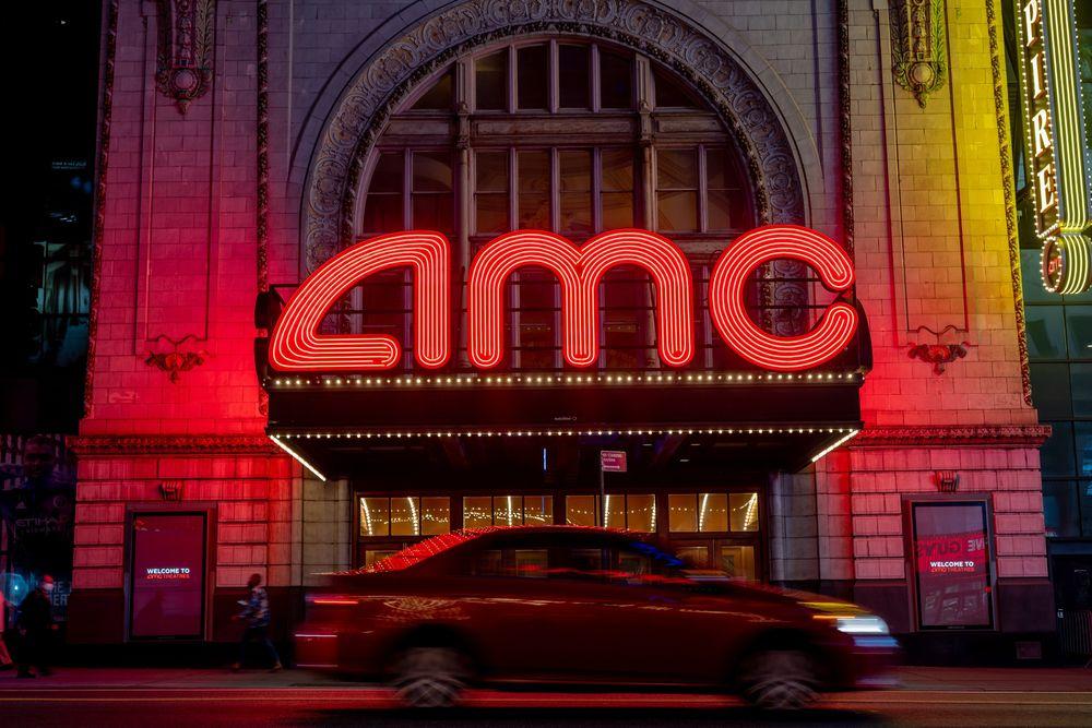 AMC Entertainment, nuovo obiettivo di prezzo: 0,01 dollari