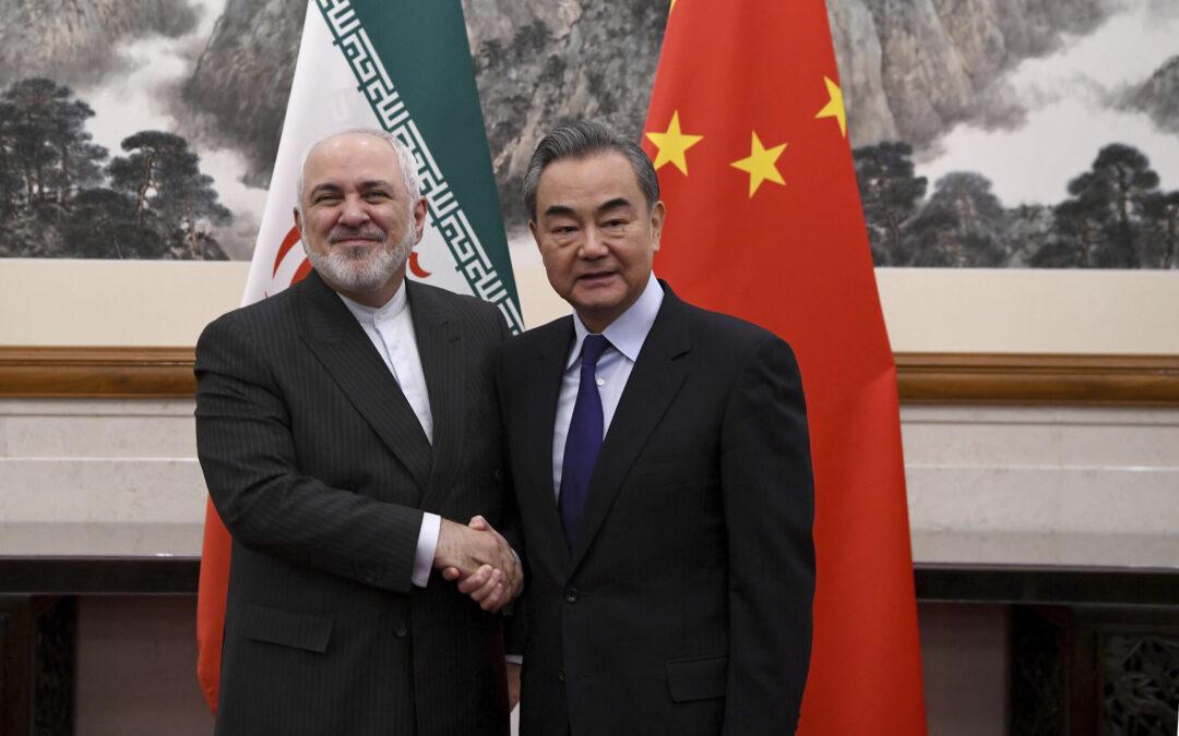 Cina e Iran firmano un accordo di cooperazione per 25 anni