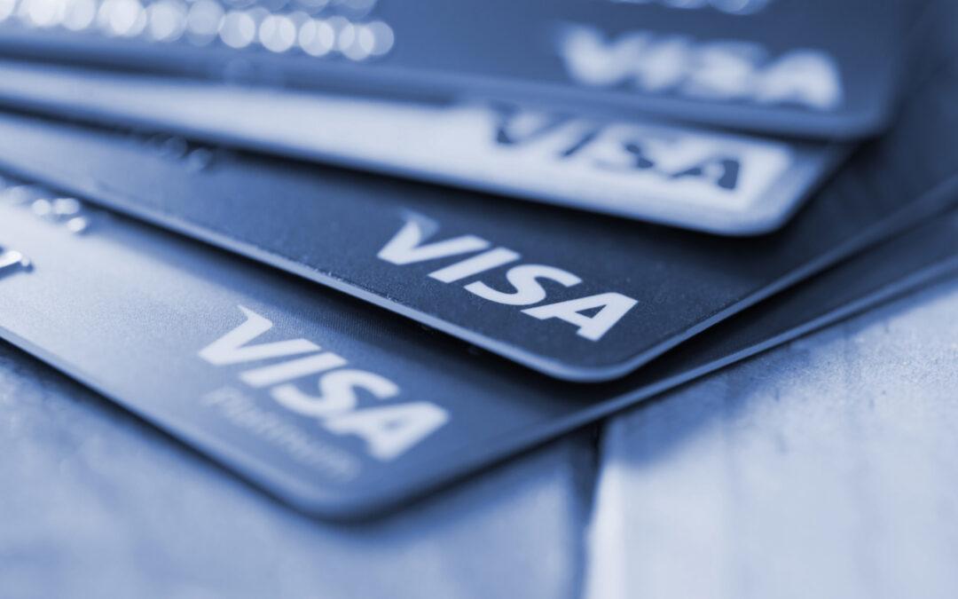 Visa si aggiorna per consentire i pagamenti in criptovaluta