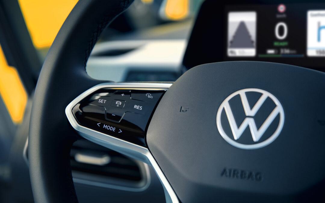 Volkswagen accelera sugli EV e il titolo sale con Traton