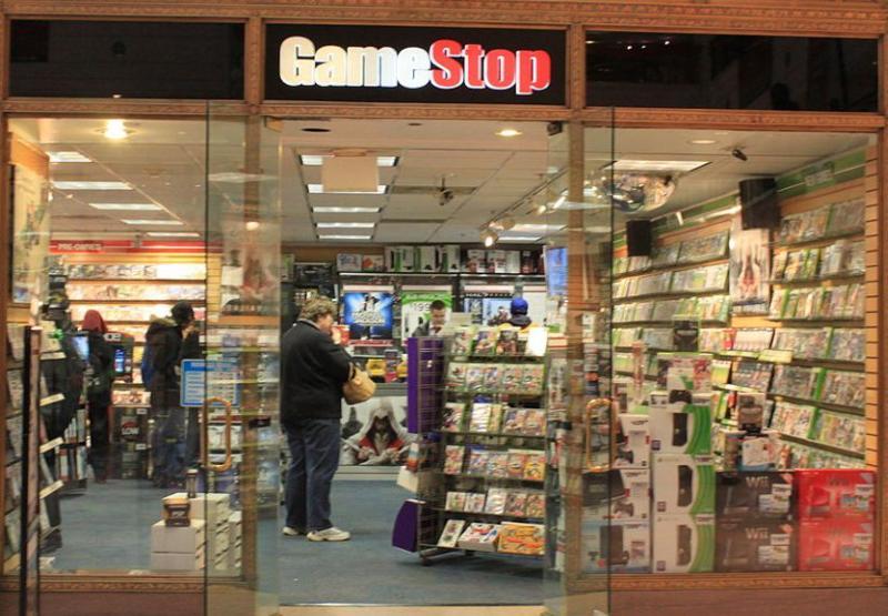 Azioni GameStop crollano dopo l'annuncio del piano di vendita