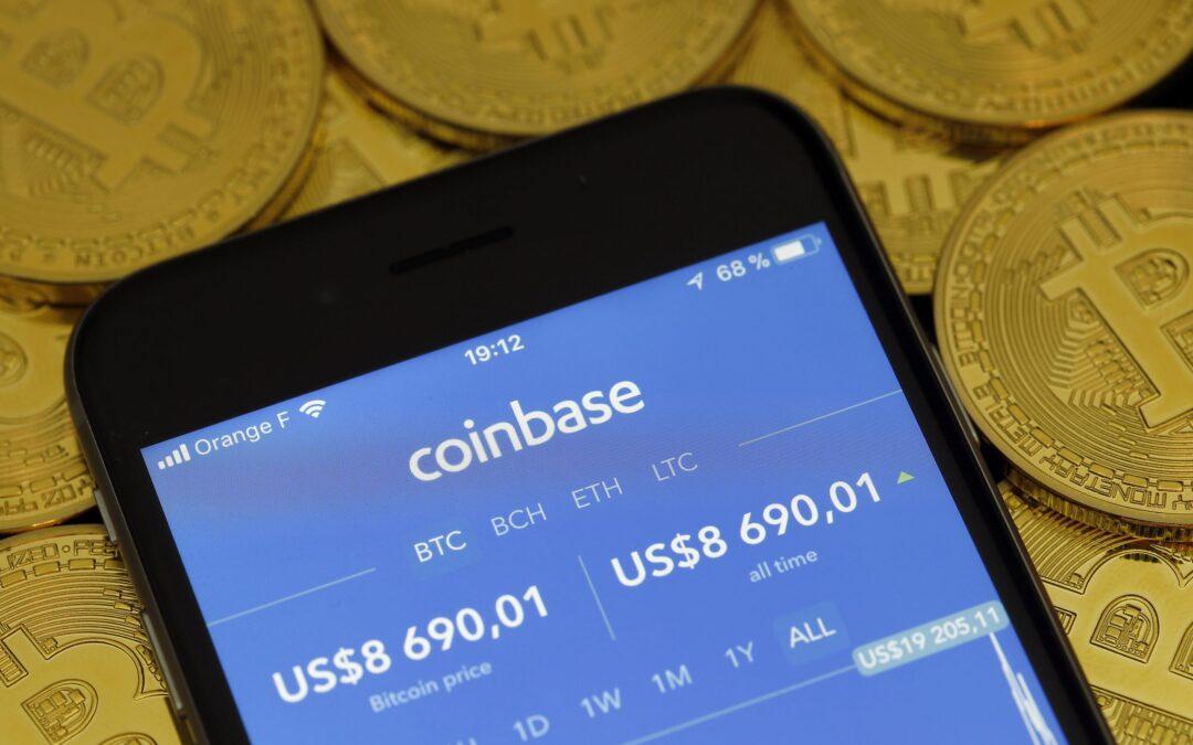 Bitcoin raggiunge il record prima dell'IPO di Coinbase