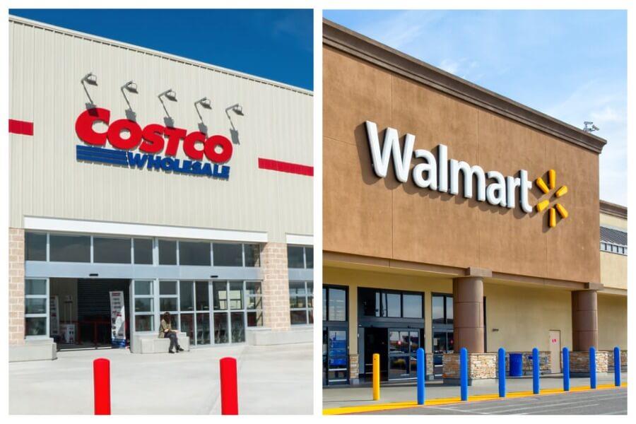 Costco VS Walmart: qual è l'acquisto migliore?