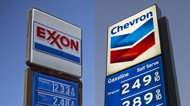 Exxon e Chevron anteprima utili del 30 Aprile
