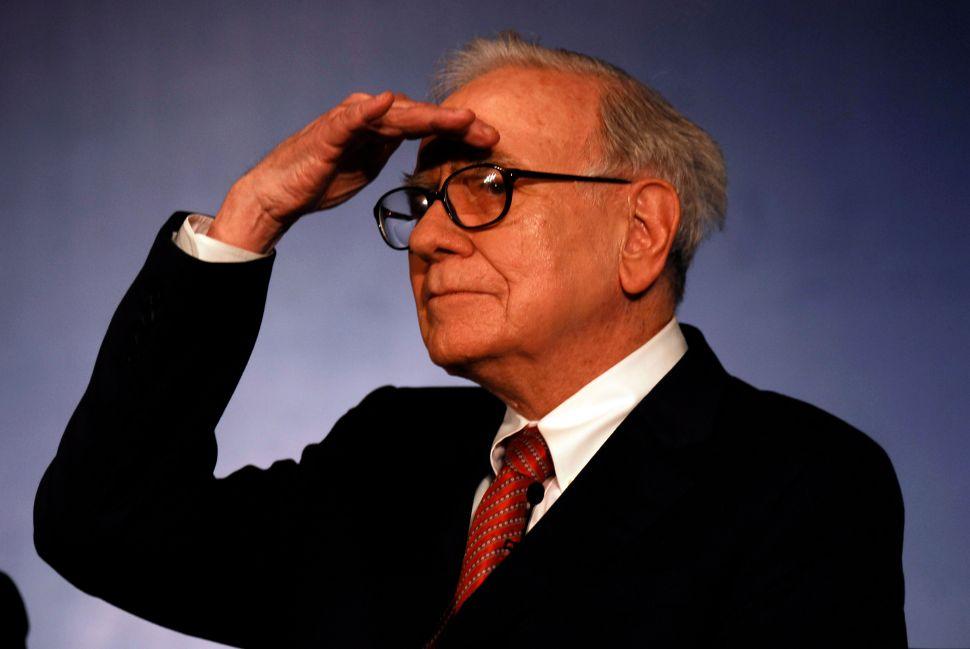 Investire in Azioni, il portafoglio di Buffet si concentra su 3 settori