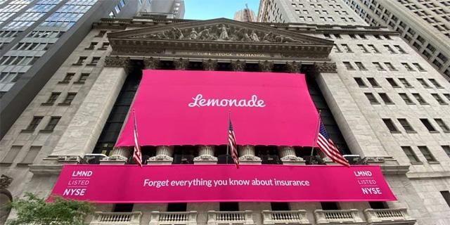 Azioni Lemonade in forte ribasso, ma l'azienda ha un progetto segreto