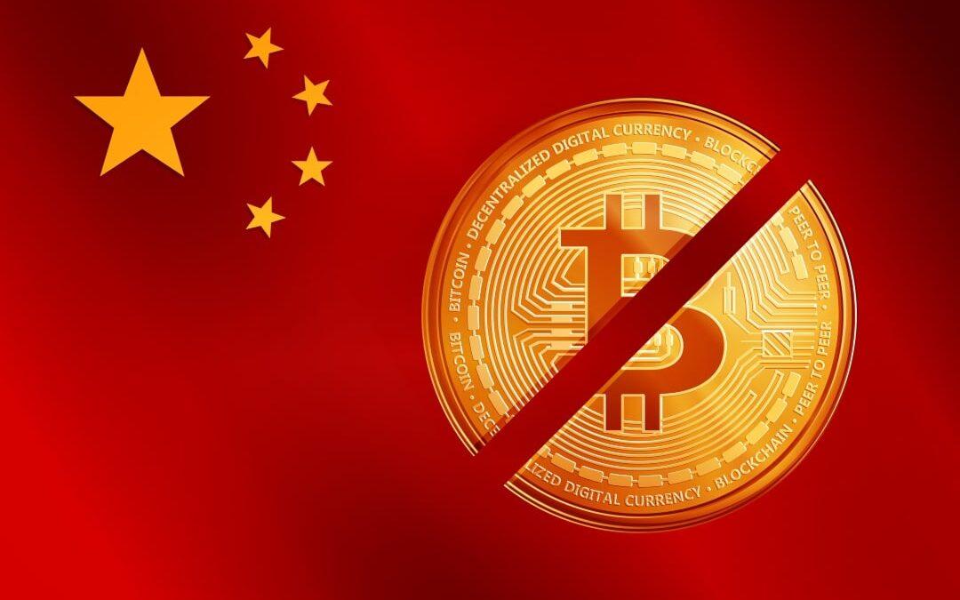 Bitcoin e le criptovalute colpiti dalla repressione di Pechino: il settore crolla