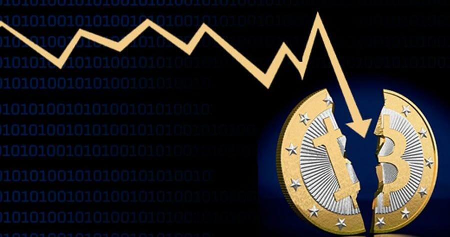 Bitcoin sotto 40k, Ethereum precipita: i dati di oggi