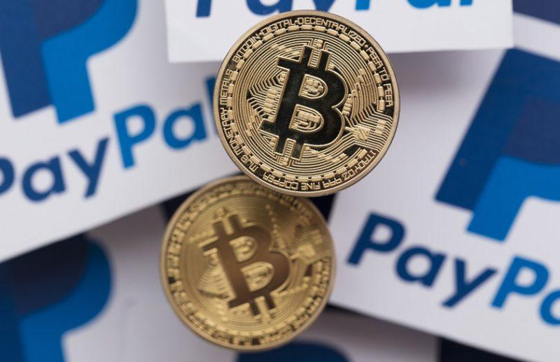Bitcoin supera i 300k in volumi su PayPal: è record