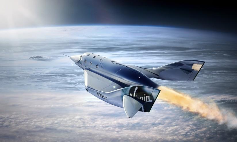 Virgin Galactic ad un passo dai voli spaziali commerciali