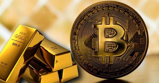 Bitcoin sostituirà l'oro? Alcune considerazioni