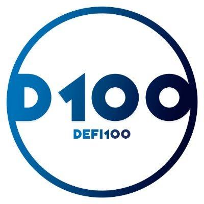 DeFi100 è una truffa: l'annuncio della scam sul sito ufficiale
