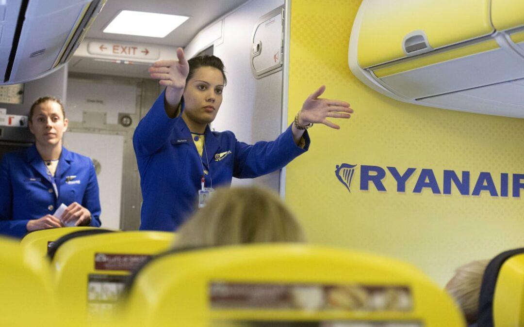 Ryanair, perdita annuale record, ma il titolo sale
