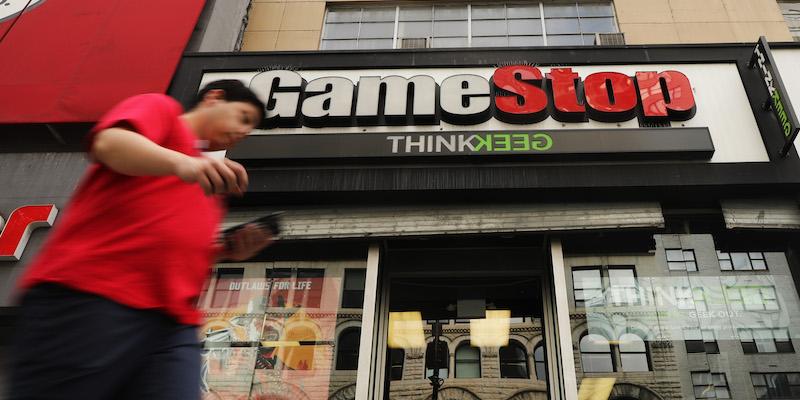 Azioni GameStop, per gli esperti sono da evitare
