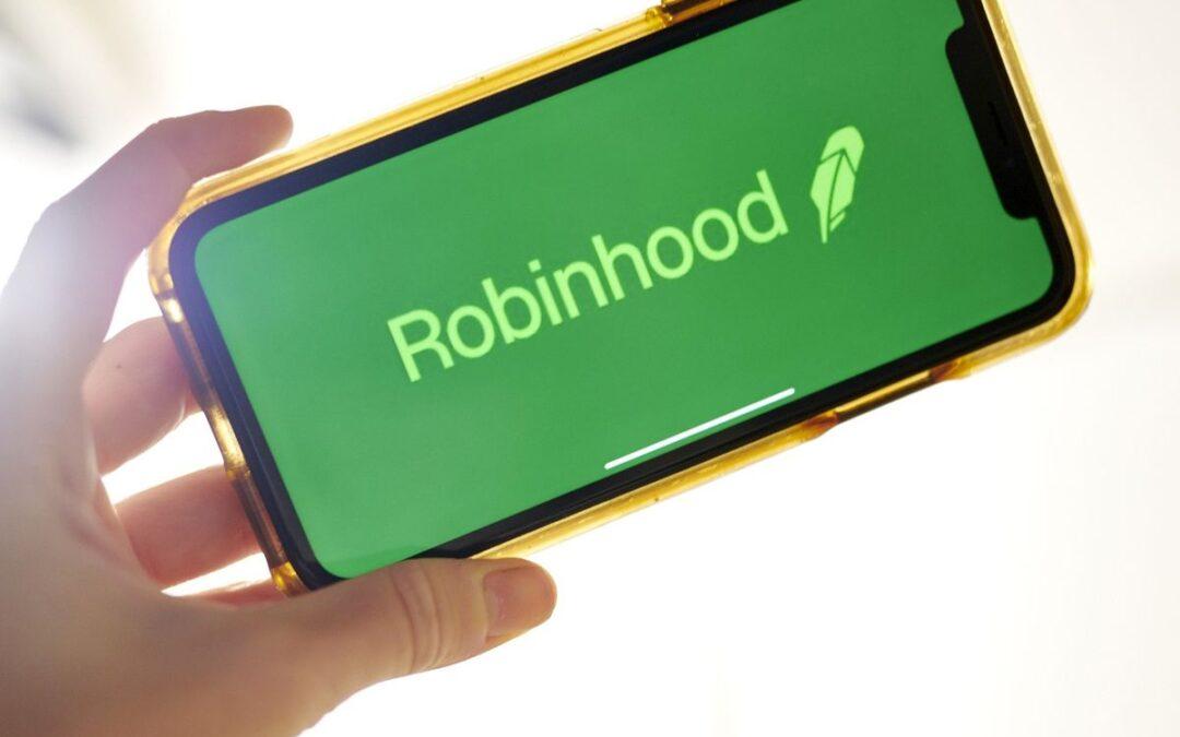 IPO Robinhood ritardata a causa delle criptovalute