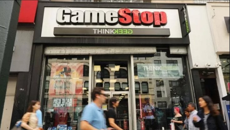 GameStop, i nuovi CEO e CFO vengono da Amazon