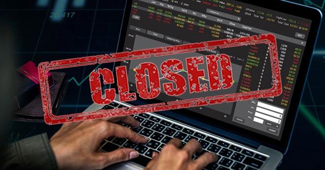 Piattaforme di Trading, comunicazione CONSOB: altri 7 siti oscurati