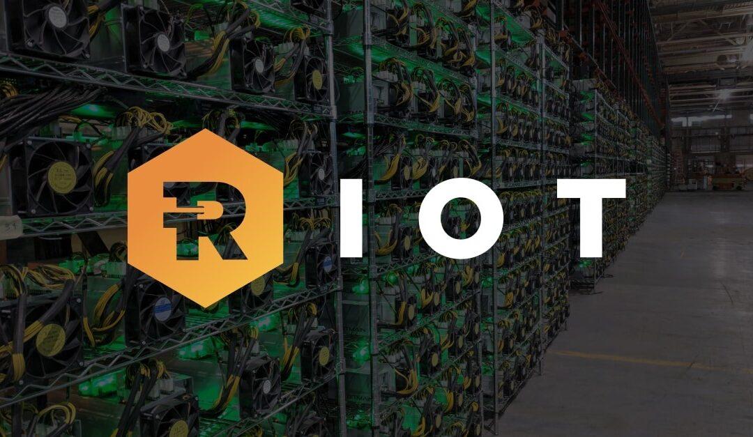 Riot Blockchain, dal crollo di Maggio al futuro: cosa accadrà?