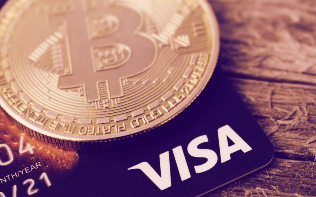 Bitcoin, pronte le carte Visa per spendere criptovalute in Australia