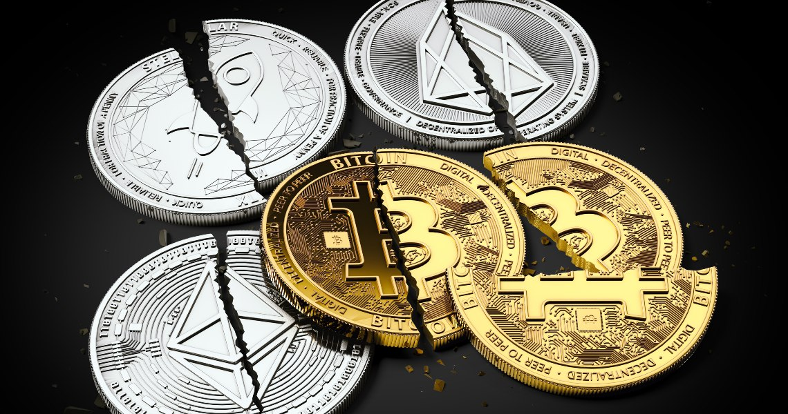 Bitcoin, un'altra mattinata ribassista: le previsioni