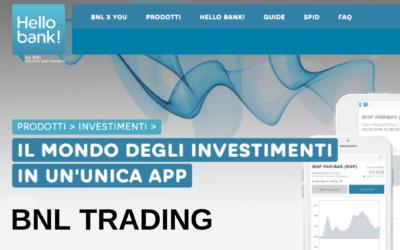BNL trading: è una truffa? Opinioni e recensioni